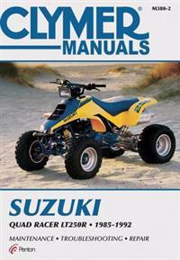 Clymer Suzuki Quad Racer Lt250r 1985-1992