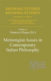 Meinongian Issues in Contemporary Italian Philosophy