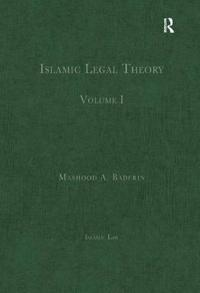 Islamic Legal Theory