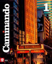 Caminando 1 Lärobok inkl ljud, fjärde upplagan