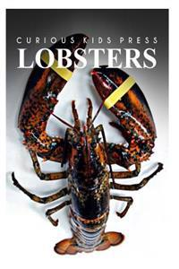 Lobster - Curious Kids Press: Kids Book about Animals and Wildlife, Children's Books 4-6