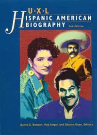 Uxl Hispanic American Voices