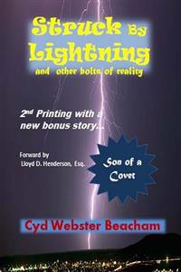 Struck by Lightning and Other Bolts of Reality: 2nd Printing with Bonus Story - Son of a Covet