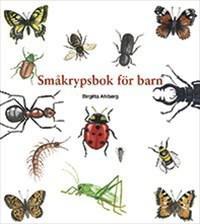 Småkrypsbok för barn