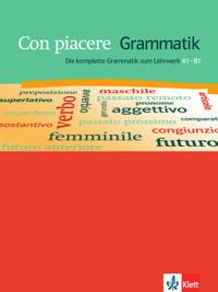 Con piacere. Grammatik A1-B1