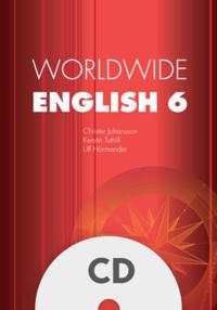 Worldwide English 6 Lärar-cd
