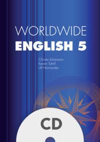 Worldwide English 5 Lärar-cd