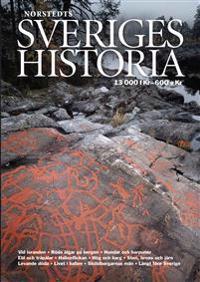 Sveriges historia : 13000 f.Kr - 600 e.Kr.