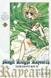 Magic Knight Rayearth - Taikasorturit 2, osa 3