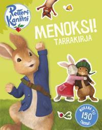 Petteri Kaniini menoksi! -tarrakirja