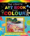 Usborne art book about colour
