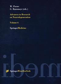 Advances in Research on Neurodegeneration