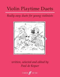 Violin Duet Time