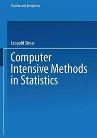 Computer Intensive Methods in Statistics
