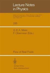 Flow of Real Fluids