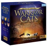 Warrior Cats Staffel 3. Die Macht der drei. Bände 1-6