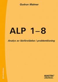 ALP 1- 8 - Analys av läsförståelse i problemlösning