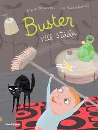 Buster vill städa