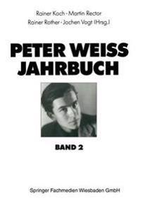Peter Weiss Jahrbuch 2
