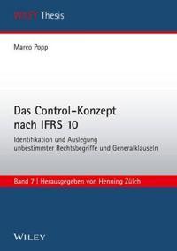 Das Control-Konzept Nach IFRS 10