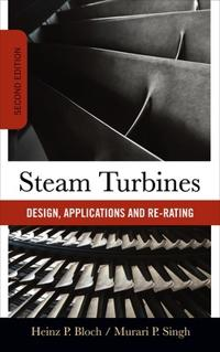 Steam Turbines: Design, Applications, and Rerating