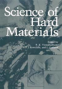 Science of Hard Materials