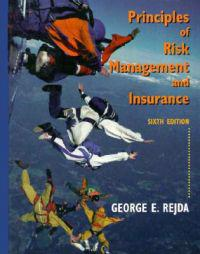 Principles of Risk ManagementInsurance