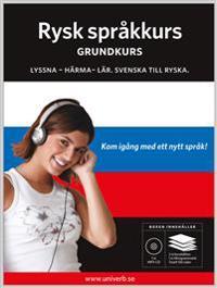Rysk språkkurs, Grundkurs MP3CD