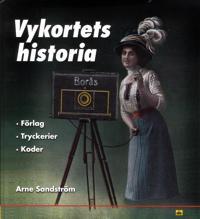 Vykortets historia : förlag, tryckerier, koder