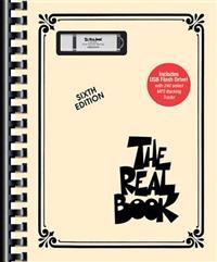 The Real Book - Volume 1: Book/USB Flash Drive Pack [With Flash Drive]