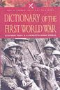 Dictionary of the First World War