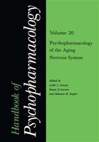 Handbook of Psychopharmacology