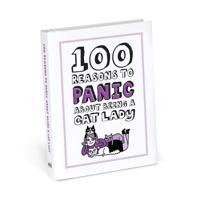 Cat Lady Panic Book