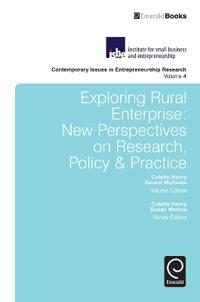 Exploring Rural Enterprise