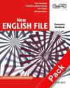 New English File: Elementary: Workbook with MultiROM Pack