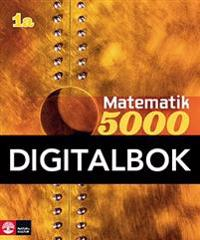 Matematik 5000 Kurs 1a Gul Lärobok Digital - Lena Alfredsson, Kajsa Bråting, Patrik Erixon, Hans Heikne pdf epub