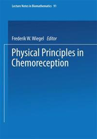 Physical Principles in Chemoreception