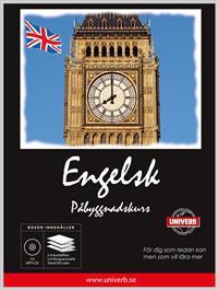 Engelsk språkkurs, Påbyggnadskurs MP3CD