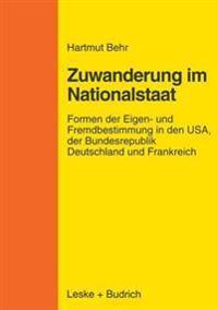 Zuwanderungspolitik Im Nationalstaat