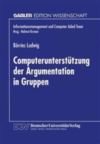 Computerunterstützung Der Argumentation in Gruppen