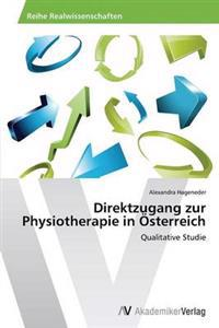 Direktzugang Zur Physiotherapie in Osterreich