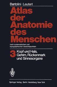 Atlas Der Anatomie Des Menschen Nach Systematischen Und Topographischen Gesichtspunkten