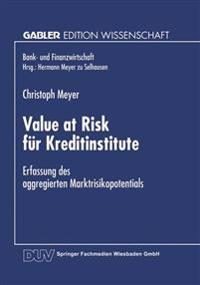 Value at Risk Für Kreditinstitute