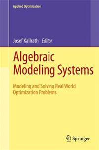 Algebraic Modeling Systems