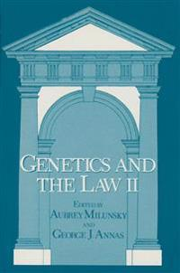 Genetics and the Law