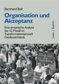 Organisation Und Akzeptanz