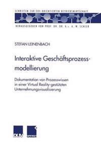 Interaktive Geschäftsprozessmodellierung