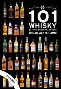 101 Whisky du måste dricka innan du dör 2014/2015