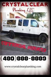 Crystal Clear Plumbing, LLC: Commercial Services