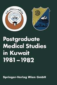 Postgraduate Medical Studies in Kuwait